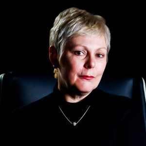 Deborah Leary OBE, Vice President OWIT UK and CEO and Founder of Forensic Pathways